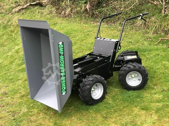 Muck Truck PowerBarrow 4WD