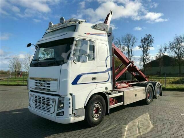 Volvo FH750 6X2 HOOK RETARDER HUB REDUCTION EURO 5