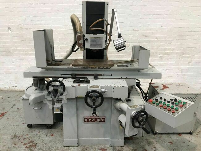 XYZ 1020 Surface Grinder