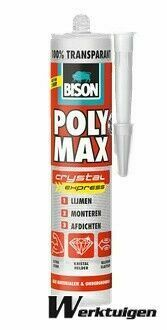 Bison Polymax Crystal express