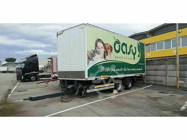 Sonstige/Other Biga Omar 20W78P / S trailer