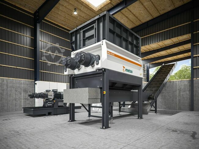 Metso Waste Recycling M&J K210-2HS