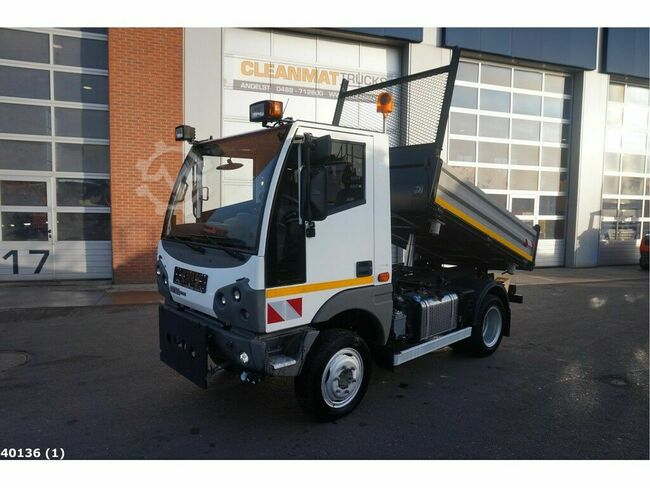 Aebi MT 720 4x4 3-side tipper