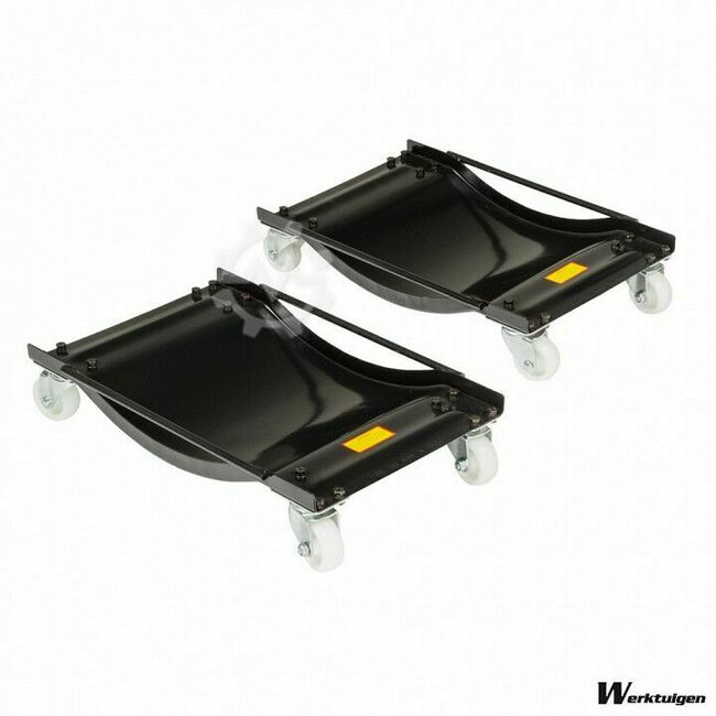 Toolstore Wiel Trolley set