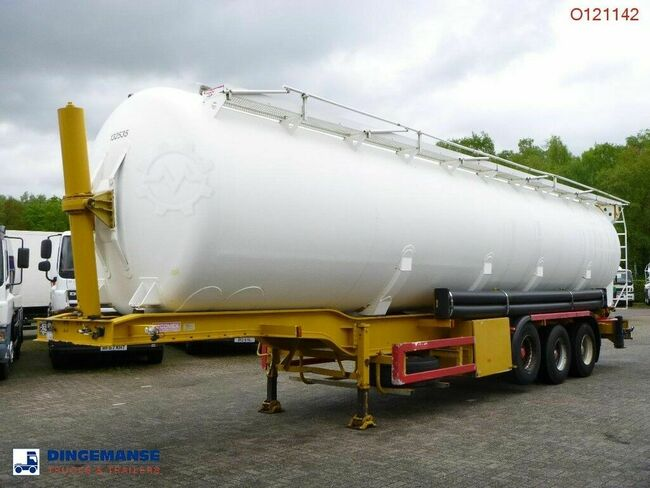 Atcomex Powder tank alu 60 m3 (tipping)