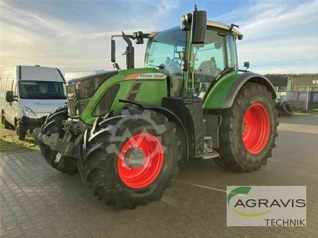 Fendt 724 VARIO S4 POWER