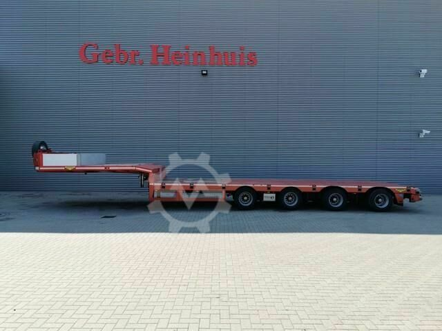 Broshuis 4SLA 6.5 M Extandable SLair axles!