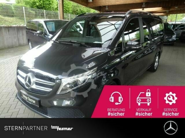 Mercedes-Benz V 220 d EDITION LANG MBUX+PANO DACH+EASY PACK+++