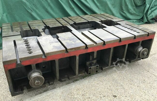 Press Tisch platte 2430x1520x540mm