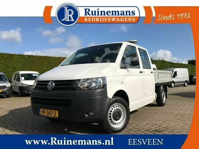 VW Transporter 2.0 TDI 102 PK / PICK UP / LED BALK /