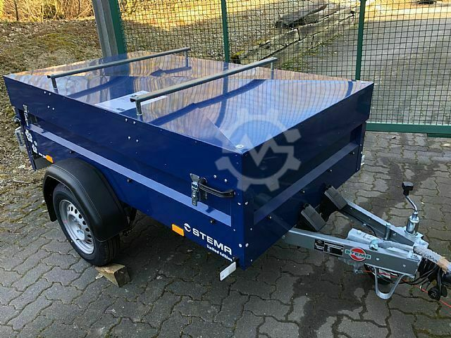 Stema Blue Man 850