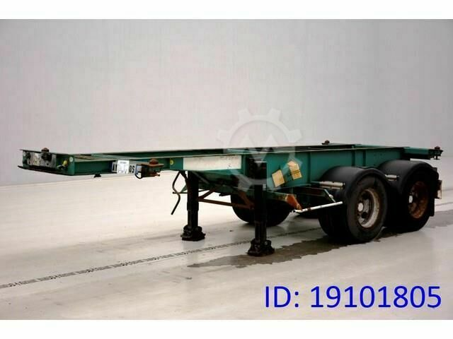 Sonstige/Other ASCA Skelet 20 ft
