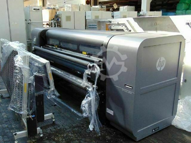 HP  Hewlett Packard Scitex FB700