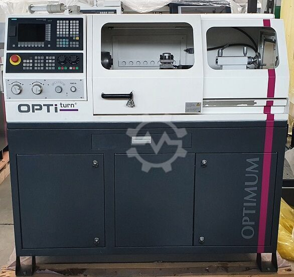 Optimum Maschinen - Germany Optiturn L28 CNC