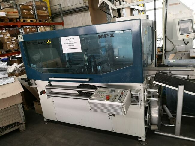 Beck Packautomaten MP 240 X