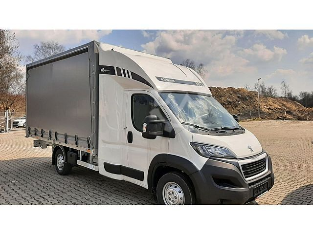 Peugeot Boxer 165 8PAL Back Sleeper