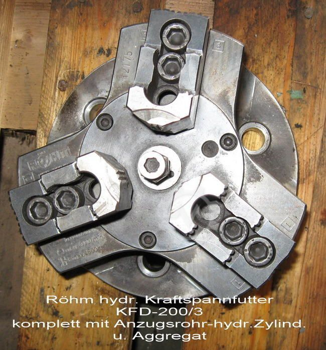 ROeHM  Germany KFD 200-3