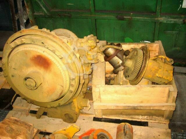 Caterpillar Wandlergetriebe 5M60