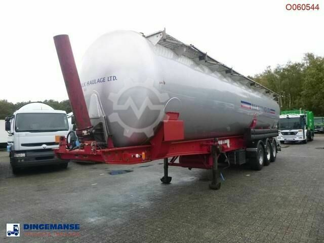 Sonstige/Other Metalair Filliat Powder tank alu 58 m3 (tipping)