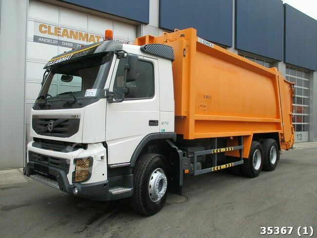 Volvo FMX 370 6x4 EURO 3 NEW AND UNUSED!