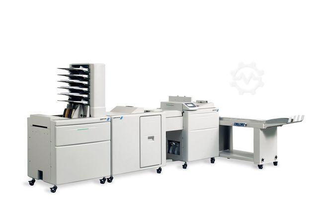 HEFTER Systemform SI 4000-P mit Touch Screen
