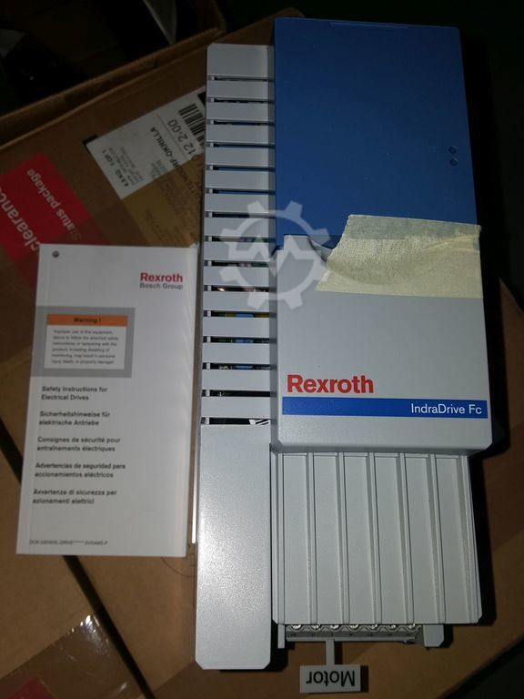 Rexroth IndraDrive Fc