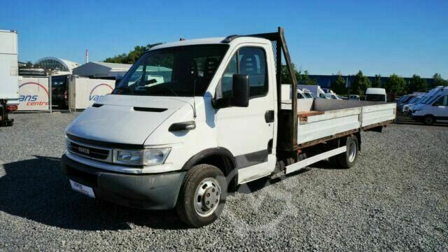 Iveco Daily 50C14 pritsche 5,3m /bis 3,5t / ?R