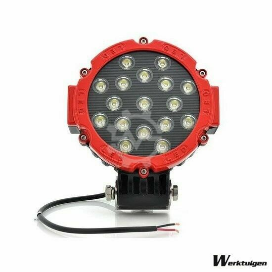 Trailer And Tools Werklamp LED, 51 Watt, Ledlamp