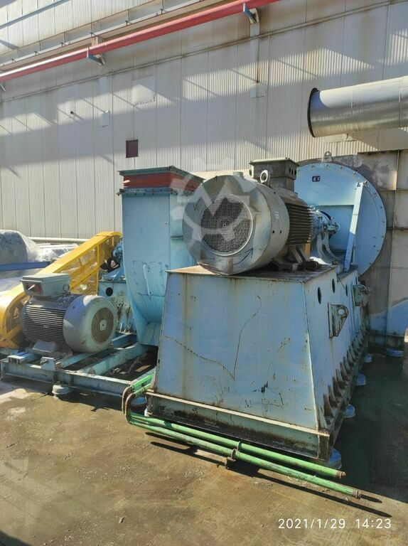 Nantong Tong Fu Fan Manufacturing Co. YTF6-48
