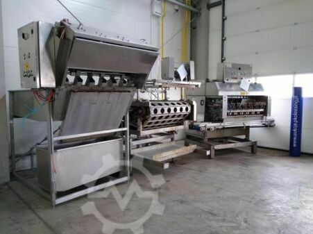 PND S.r.l. Fruit Processing Machinery It PEELING MACHINE