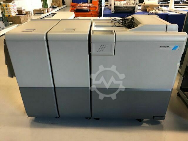 Plockmatic  PBM 350 bookletmaker