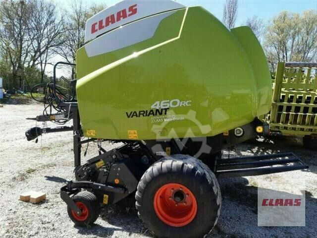 Claas VARIANT 460 RC TREND