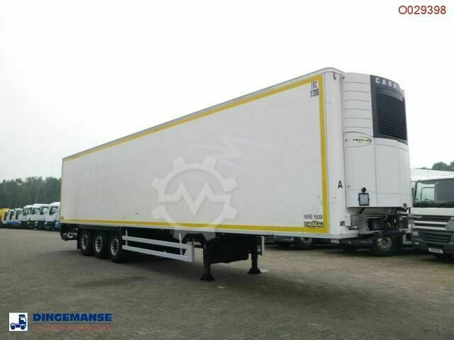 Chereau Frigo trailer Carrier Vector 1550