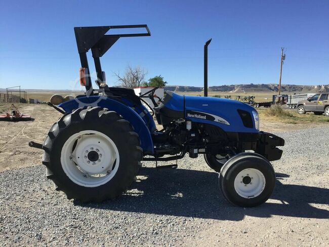 New Holland TN 60A