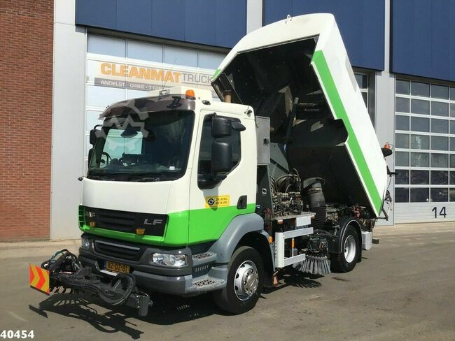 DAF LF 55.250 Bucher CityFant 60H 3rd brush