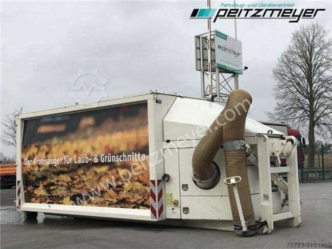 Sonstige/Other Andere Saugcontainer T Reihe Abrollcontainer T 25