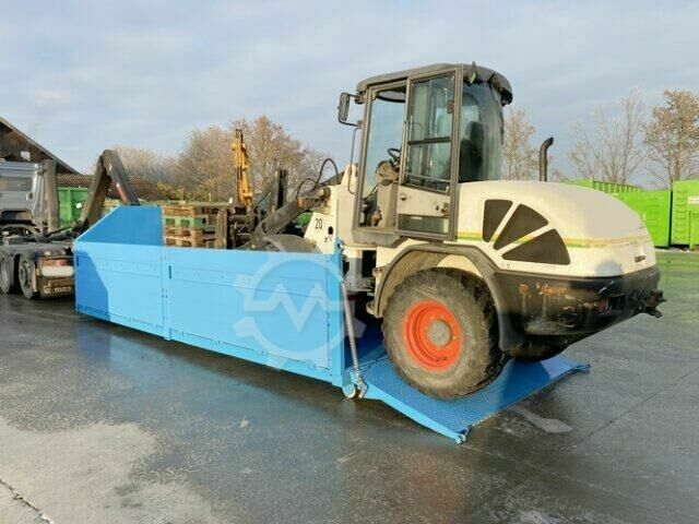 Sonstige/Other Andere Abrollcontainer ABA LPR Abrollcontainer AB