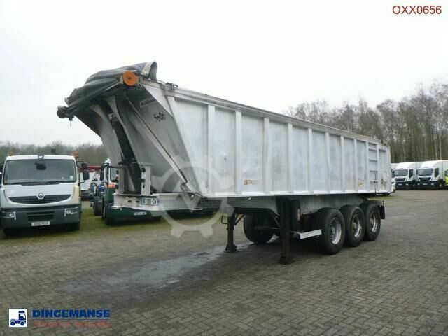 General Trailer Tipper alu 25 m3