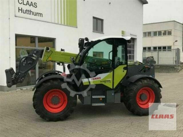 Claas SCORPION 732 VP STAGE V