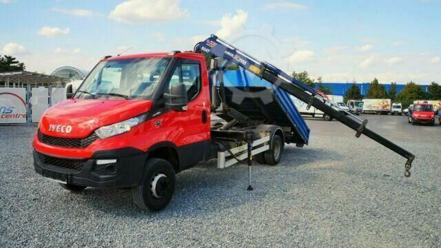 Iveco Daily 35C15 KOFFER 8 PAL/ LBW/ ma