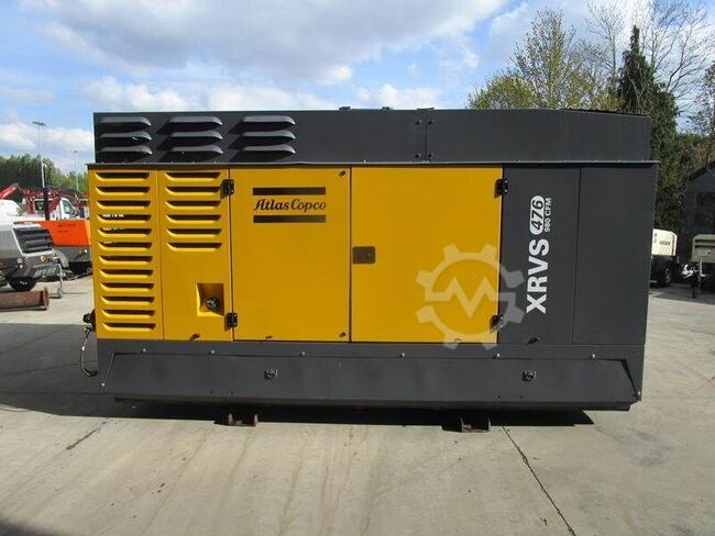 Atlas-Copco XRVS 476 CD - N