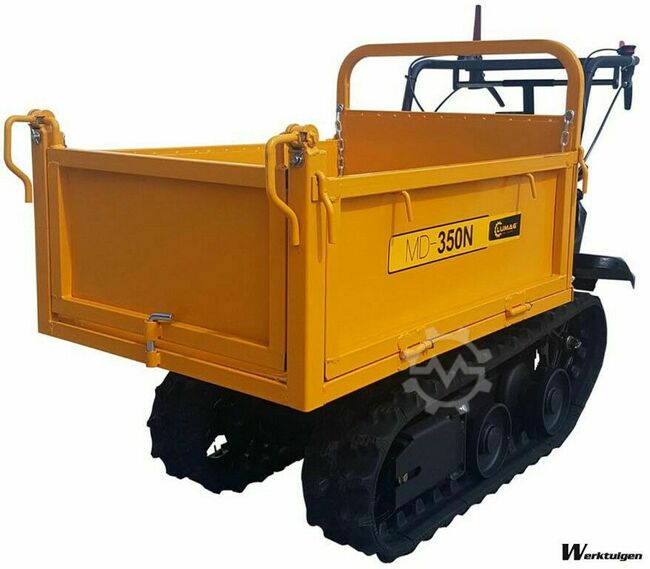 Lumag MD350N Mini rupsdumper