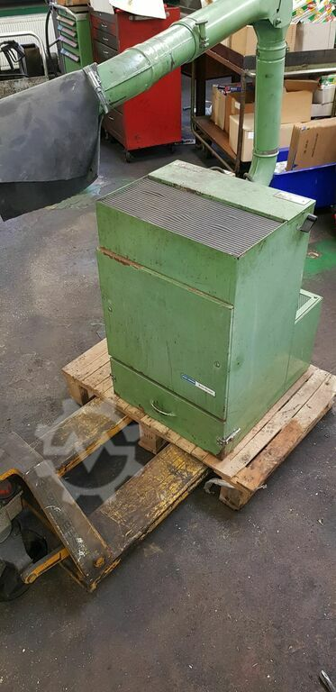 Dust Control Equipment-Leicester England ADT 12