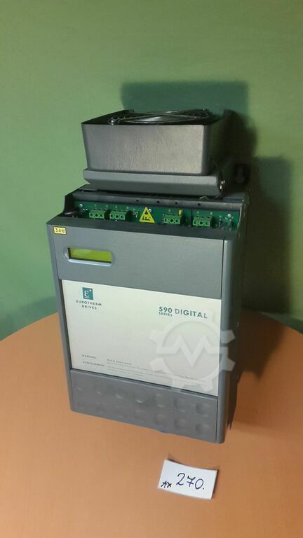 Eurotherm Drives  590 Digital 150HP/ 110KW