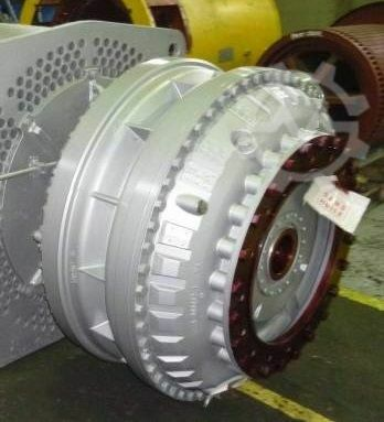 VOITH TURBO 1000DTL