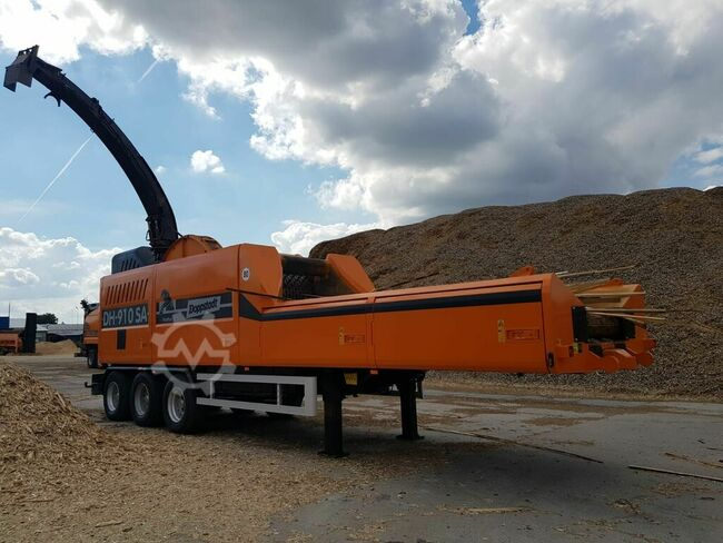 Doppstadt DH 910 SA