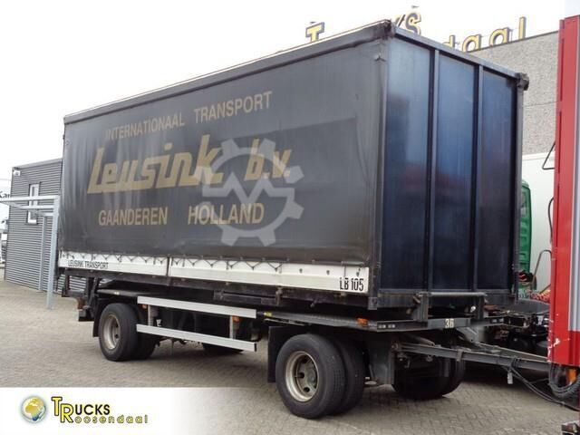 Sonstige/Other ESVE AHWC 10L 10L 2 axle