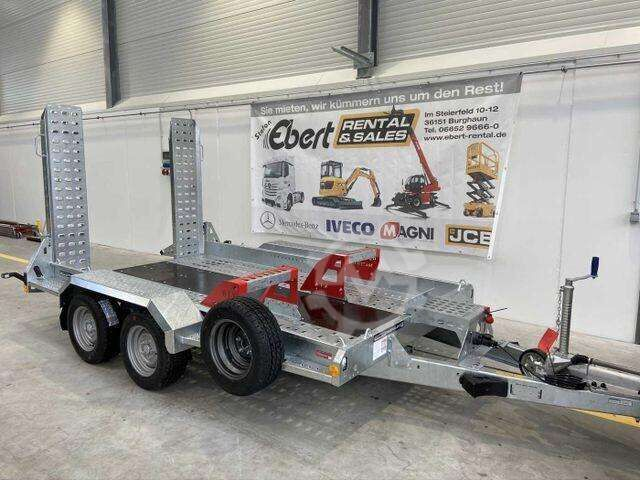 Brian James Trailers Cargo Digger Plant 2 / opt. Tracstrap / 3.500kg