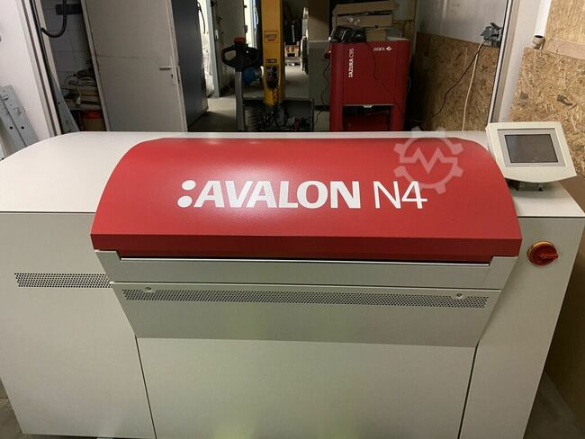 AGFA AVALON N4 E