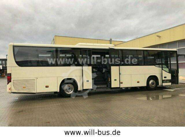 Setra S 415 UL Lift WC 6 Gang EURO 5 handicap